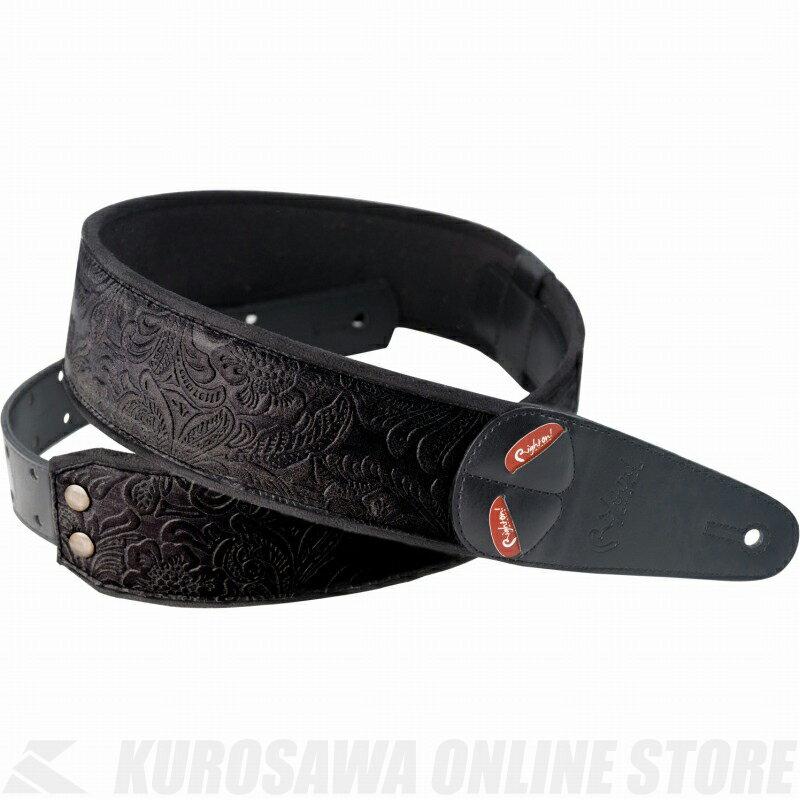 Right on! STRAPS STRAP COLLECTION MOJO Series SANDOKAN (Black)《ストラップ》【ONLINE STORE】