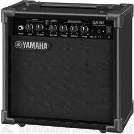 YAMAHA GA15II (ギターアンプ/コンボアンプ) (マンスリープレゼント)(ご予約受付中)