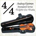 Andreas Eastman Standard series VL100 セットバイオリン (4/4サイズ/身長145cm以上目安) 《バイオリン入門セット》 …