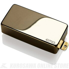 EMG ACTIVE HUMBUCKING PICKUPS 85-7H 〔7string Metal Cap Active Pickup〕(Gold)《エレキギター用ピックアップ/ハムバッカータイプ》【ONLINE STORE】