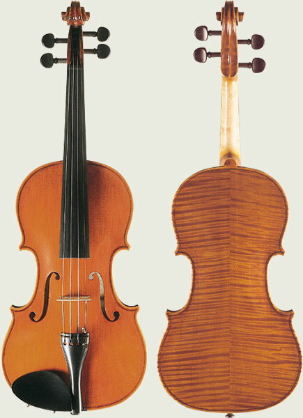 Suzuki スズキ violin バイオリン No.500T (4/4 3/4 1/2 1/4 1/8) 【smtb-u】【ONLINE STORE】