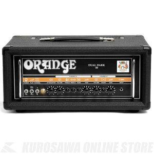Orange Dual Dark Series Dual Dark 50 [Dual Dark 50]《ギターアンプ/ヘッドアンプ》【送料無料】 【スピーカーケーブル&フットスイッチプレゼント】【ONLINE STORE】