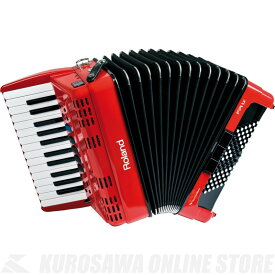 Roland V-Accordion FR-1X RD (Red) 《電子アコーディオン》 【送料無料】【ONLINE STORE】