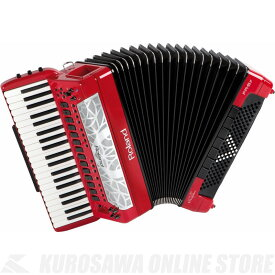 Roland V-Accordion FR-8X RD (Red) 《電子アコーディオン》 【送料無料】【ONLINE STORE】