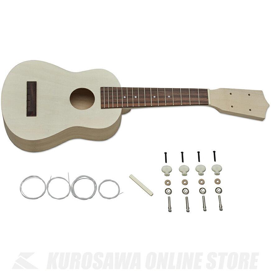 SUZUKI 鈴木楽器 ウクレレキット UKK-2《ウクレレ組み立てキット》【ONLINE STORE】