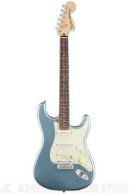 Fender Deluxe Roadhouse Stratocaster, Pao Ferro Fingerboard, Mystic Ice Blue[0147303362]《エレキギター/ストラトキャスター》 【送料無料】(納期未定・ご予約受付中)【ONLINE STORE】