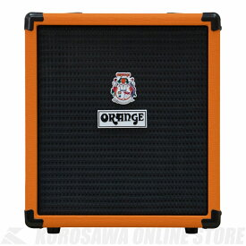 Orange Crush Pix 25 Watt Bass Amp Combo, 25 Watts Solid State [CRUSH 25B] (Orange) 《ベースアンプ/コンボアンプ》 【送料無料】【ONLINE STORE】