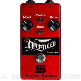 Seymour Duncan Dirty Deed -Distortion-(エフェクター/ディストーション)(送料無料)(マンスリープレゼント)(お取り寄せ)【ONLINE STORE】