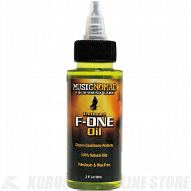 MUSIC NOMAD F-ONE OIL -MN105- 《メンテナンスグッズ/ギター指板用オイル》【ONLINE STORE】