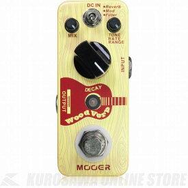 Mooer WoodVerb 《エフェクター/リバーブ》(ご予約受付中)【ONLINE STORE】