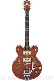 Gretsch G6609TFM Players Edition Broadkaster Center Block Double-Cut (Bourbon Stain) 《エレキギター》【送料無料】【ONLINE STORE】