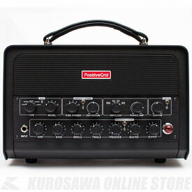 Positive Grid BIAS Head DSP AMP MATCH PRE AMPLIFIER (モデリングプリアンプ)(送料無料)【ONLINE STORE】