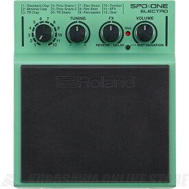 Roland SPD::ONE Series SPD-1E Electro (パーカッションパッド)(送料無料)【ONLINE STORE】