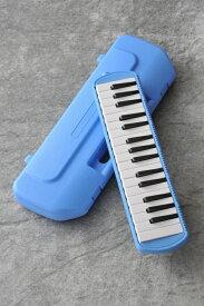 鍵盤ハーモニカ メロディポップ 32鍵盤 QM32A ブルー 【ONLINE STORE】