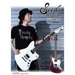 SeedRutile/thepillows真鍋吉明監修White(エレキギター)(送料無料)【ONLINESTORE】