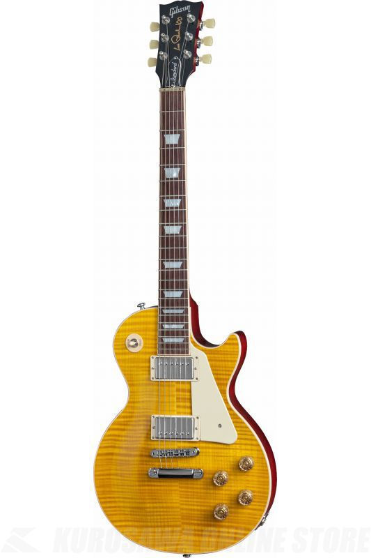 Gibson Les Paul Standard 2015 Trans Amber CHERRY BACK Candy [LPS15A3CH1] (エレキギター)(送料無料)(アウトレット特価) 【ONLINE STORE】