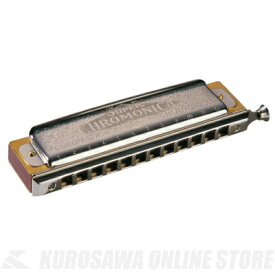 HOHNER Super Chromonica 270 270/48 C-tenor調 (12穴ハーモニカ)(送料無料) 【ONLINE STORE】