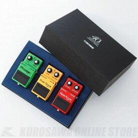 BOSS BOX-40 BOSS コンパクト・エフェクター発売40周年 初代3機種限定復刻ボックス・セット (エフェクター)【新品】【日本総本店在庫品】