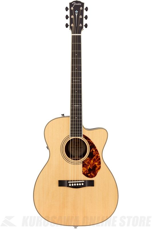 Fender PM-3 Limited Adirondack Triple-0, Rosewood【名古屋店在庫品】
