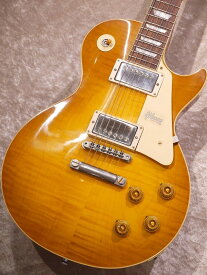 Gibson Custom Shop 2018 Historic Collection 1958 Les Paul Standard Hard Rock Maple VOS -Double Dirty Lemon-【NEW】【名古屋店在庫品】