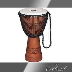 "Meinl マイネル Original African Style Rope Tuned Wood Djembe 12"" Bundle w/Bag MDJB-M [ADJ2-L+BAG] マホガニー1本木製ジャンベ 【送料無料】【ONLINE STORE】"