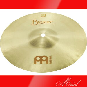 "Meinl マイネル Byzance Jazz Series Splash Cymbal 10"" [B10JS] スプラッシュシンバル【送料無料】【ONLINE STORE】"