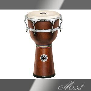 "Meinl マイネル Flaotune Series Wood Djembe 12"" African Brown [DJW3AB-M] 木製ジャンベ 【送料無料】【ONLINE STORE】"