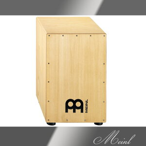 "Meinl マイネル Headliner Series Cajon (11 3/4""W×18""H×11 3/4""D) Rubber Wood [HCAJ1NT] カホン【送料無料】【ONLINE STORE】"
