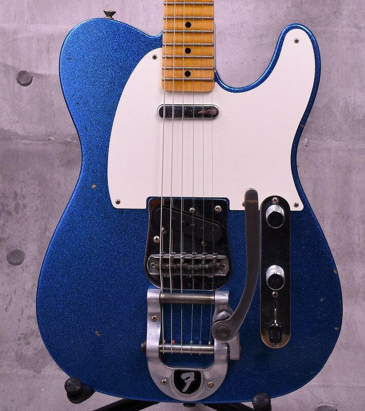 Fender Custom Shop 2017 Limited TWISTED Tele Journeyman Relic AGED BLUE SPARKLE【新品】【おちゃのみず楽器在庫品】