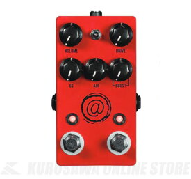 JHS Pedals The AT+【エフェクター】【送料無料】【ONLINE STORE】