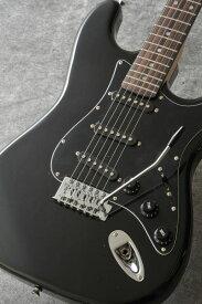 Legend LST-Z B BK (Black/Black Pickguard)《エレキギター》【初心者・入門用にオススメ!】【ONLINE STORE】