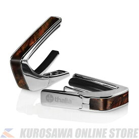 Thalia Capo Exotic Shell Tennessee Whiskey Wing [デザイン性と機能性に優れたカポ](ご予約受付中)【ONLINE STORE】