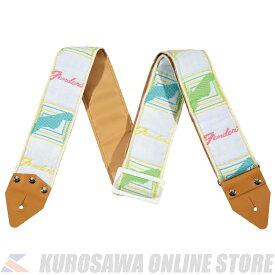 Fender Hama Okamoto Signature Strap Tropical (WH/YW/PK/BL/GR) [ハマ・オカモト]【数量限定】(ご予約受付中)【ONLINE STORE】