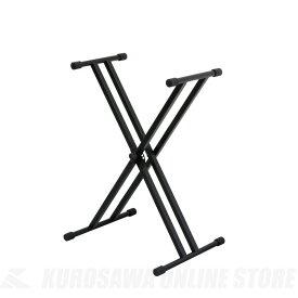 KIKUTANI KS-29W BK《KIKUTANI スチール製XX型キーボード・スタンド》 【ONLINE STORE】