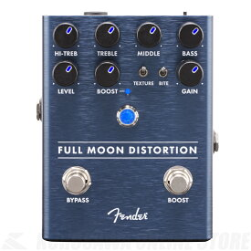 Fender Full Moon Distortion(フルムーン・ディストーション)《エフェクター》【送料無料】 【ONLINE STORE】