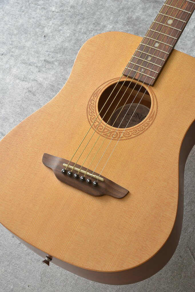 Luna Guitars Safari Muse Spruce 【ONLINE STORE】