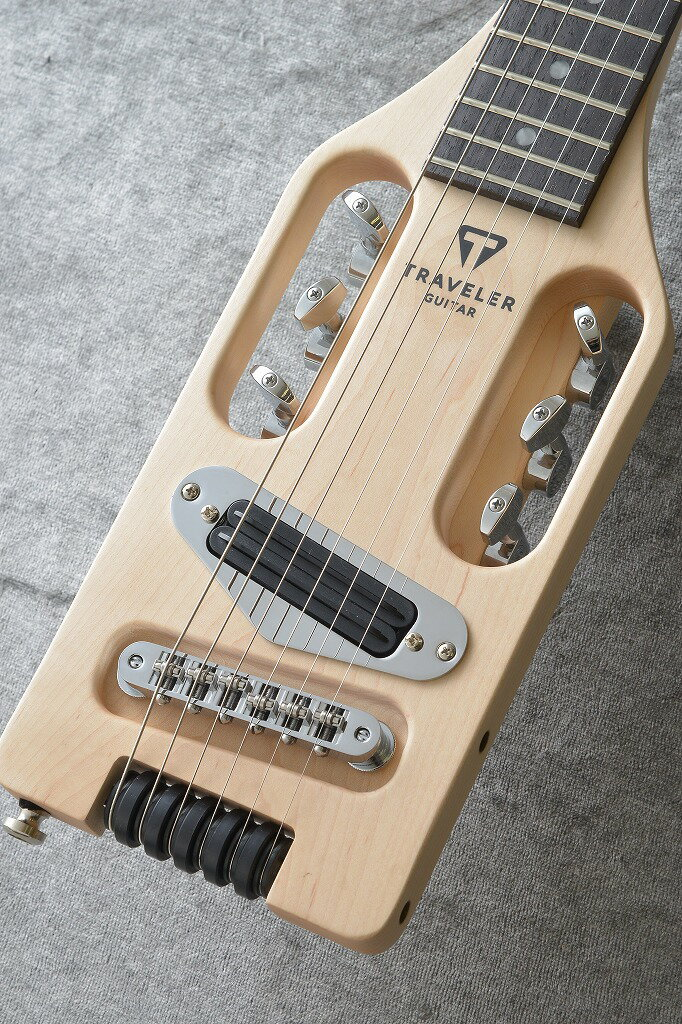 Traveler Guitars Ultra Light Electric 《コンパクトギター》【送料無料】 【ONLINE STORE】