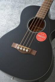 Fender CB-60SCE BLK《アコースティックベース【送料無料】 (ご予約受付中) 【ONLINE STORE】