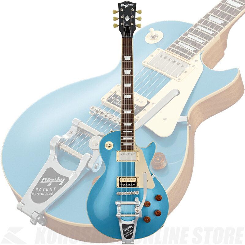Woodstics Guitars WS-LP-STD/B (Pelham Blue) -Ken Yokoyama Produced Model- 【送料無料】(ご予約受付中) 【ONLINE STORE】