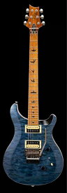 Paul Reed Smith SE Custom 24 Roasted Maple Limited Floyd Rose -Whale Blue- (ONLINE STORE)