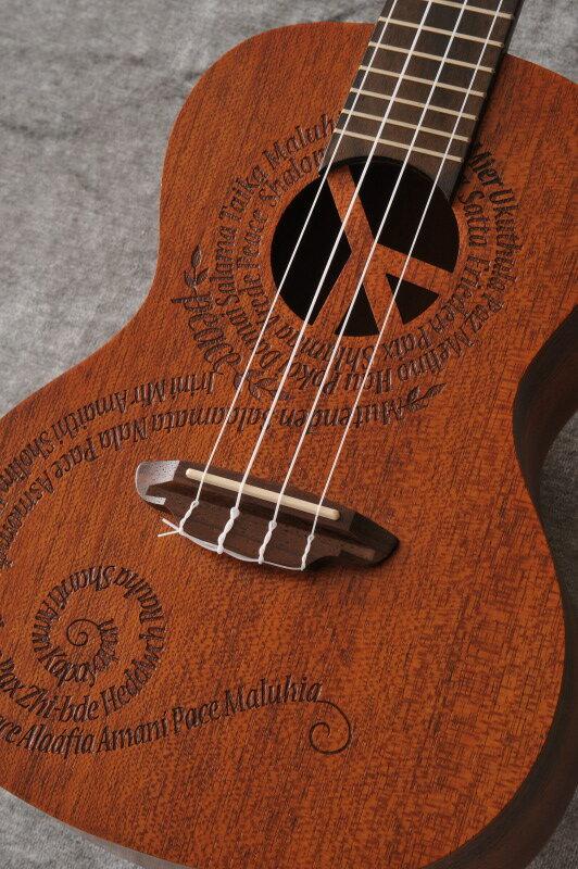 Luna Guitars Maluhia (Peace) Concert コンサートウクレレ UKE MALU【送料無料】