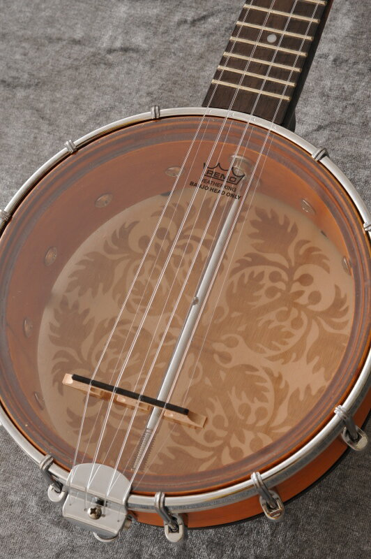 """Luna Guitars Banjolele Ulu 8""""[UKE B8 ULU] 《コンサートバンジョレレ》【送料無料】【ONLINE STORE】"""