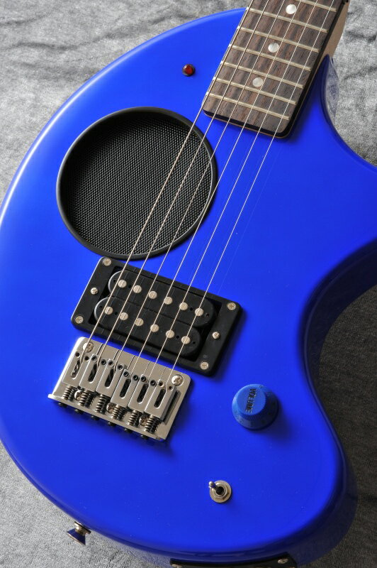 Fernandes ZO-3 (BLUE)【送料無料】【ZO-3専用弦2セットプレゼント!!】【ご予約受付中】【ONLINE STORE】