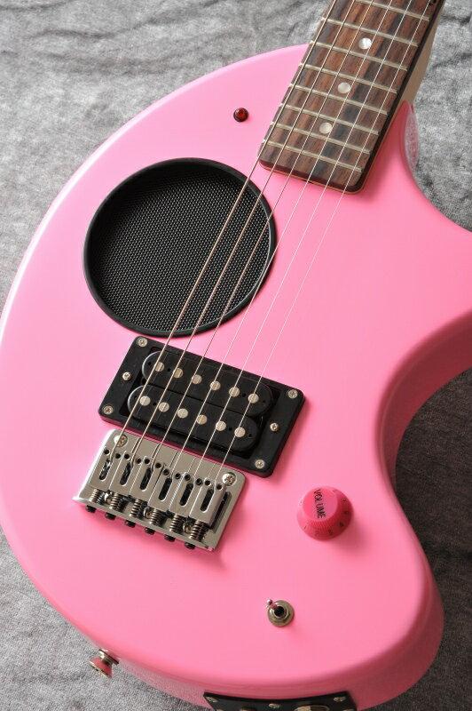 Fernanes ZO-3 (PINK)【送料無料】【ZO-3専用弦2セットプレゼント!!】(ご予約受付中)【ONLINE STORE】
