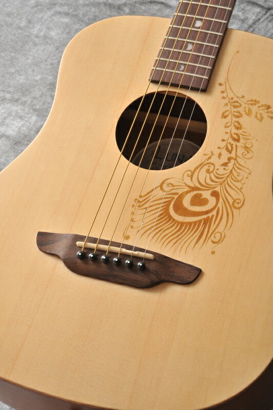 Luna Guitars Safari Henna 【次回入荷分ご予約受付中】【ONLINE STORE】