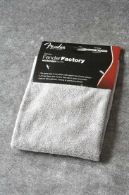Fender Factory Microfiber Cloth, Gray 《クロス》【ONLINE STORE】