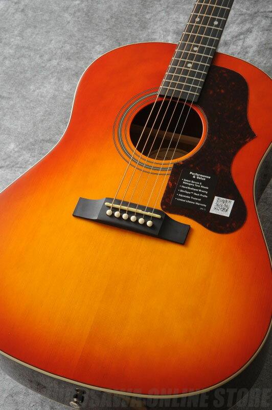 Epiphone Ltd Ed 1963 EJ-45 Acoustic(Faded Cherryerry Sunburst)[EAE5FCNH3](アコースティックギター)(送料無料)【ONLINE STORE】(ご予約受付中)