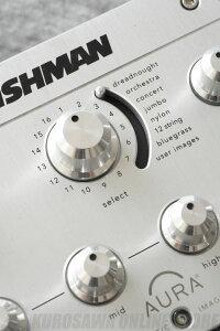 FishmanAuraSpectrumDIPreamp[PRO-AUR-SPC]《アコースティックギター用プリアンプ/DI》【送料無料】
