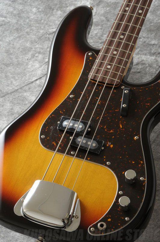 """Fender フェンダー HAMA OKAMOTO Precision Bass """"#4"""" ハマ オカモト / 3 Color Sunburst 《ベース》 【ONLINE STORE】"""