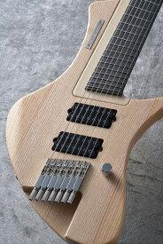 【5月限定セール】CLAAS Guitars Moby Dick Headless 7strings 【7弦】【ファンドフレット】【ヘッドレス】 【G-CLUB渋谷在庫品】